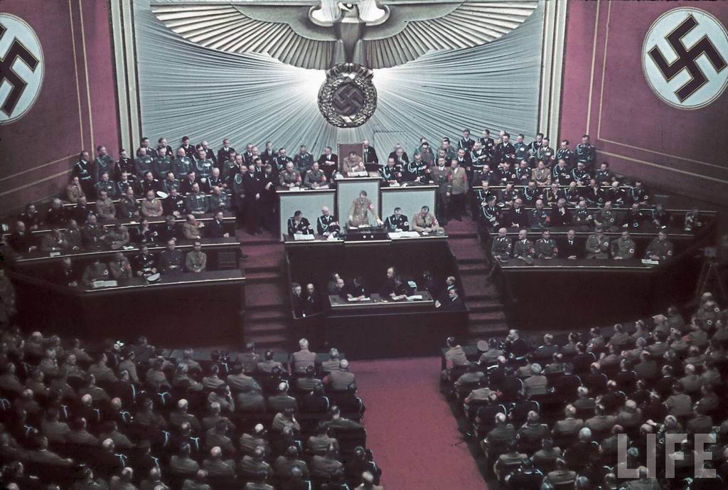 an overview of the leadership of the nazi regime in the germany The government of nazi germany was a dictatorship which portrayed hitler as a heroic and infallible leader further, the government was overview about.