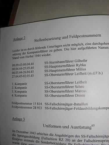 SS Fallschirmjager Penal Regiment