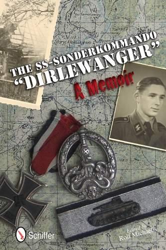 SS Sonderkommando Dirlewanger - A Memoir