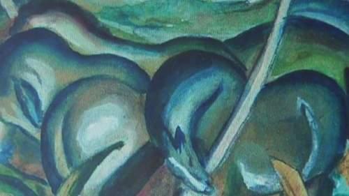 Art stolen by the Nazi's found in Munich
