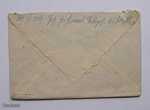 Feldpost 1939-1945