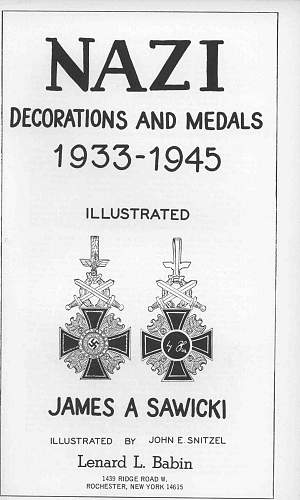 My collection of old medal books and pamphlets