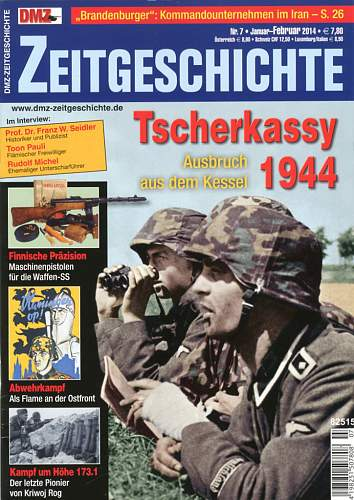 New Magazin about the Waffen SS