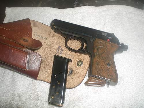 need help with value on a PPK