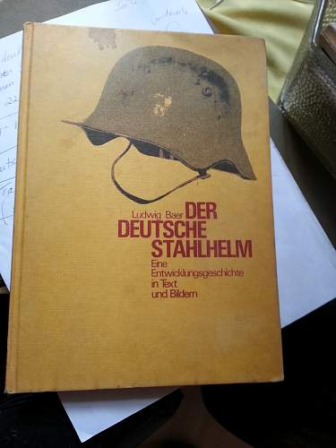 OLD WWii BOOK'FINDS IN GERMANY