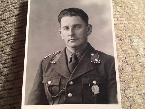 My ancestors in the german army and waffen-ss