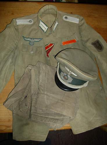 Need Help ; searching for owner of uniform