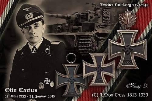 R.I.P Otto Carius