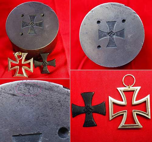 Manufacturing The Iron Cross