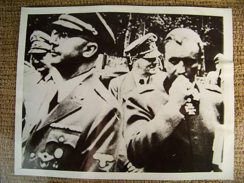 Original ADOLF HITLER photos