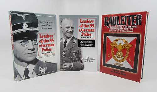Leaders of the SS and German Police by Michael D. Miller