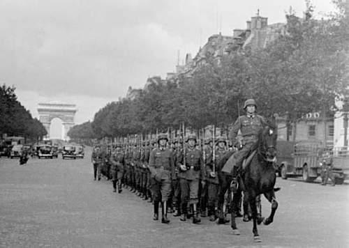 Who Was The German Horseman Of Paris?