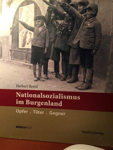 NSDAP Organisations Niederdonau/Ostmark