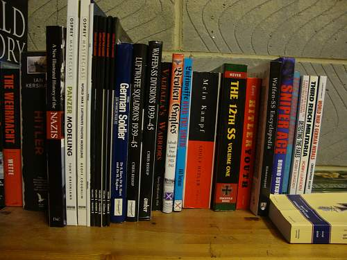 How many TR books do you have?