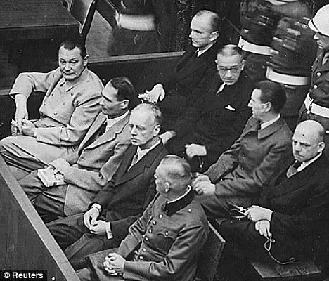 Goering saved some Jews