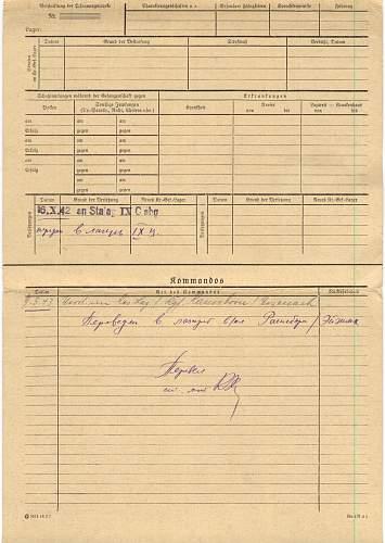 Translation needed - Lt. N.N. Epanechnikov, POW.