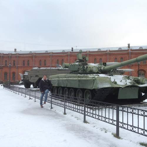 My trip to Leningrad