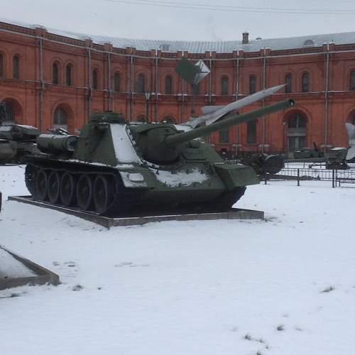 My trip to Leningrad