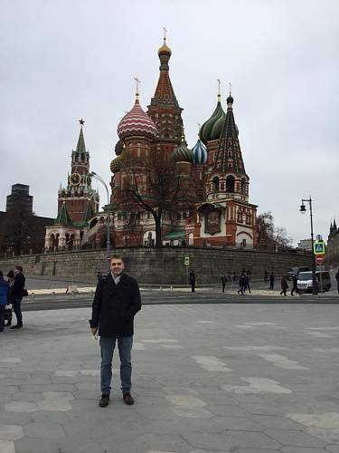 Trip to Moscow