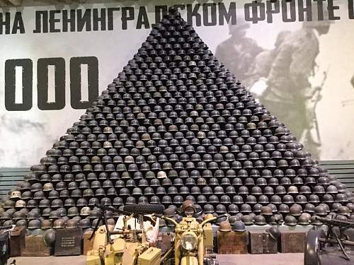 The Lenreserv Museum, St Petersburg, Russia