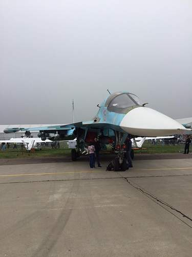 MAKS Airshow, Moscow