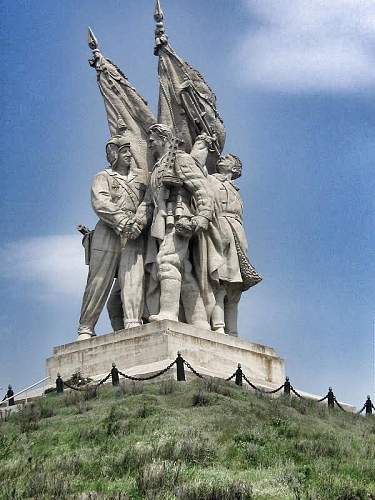 The Meeting of the Fronts Monument, Kalach-on-Don