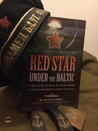 Red Star Under the Baltic