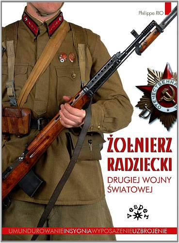 The Soviet soldier of WW2