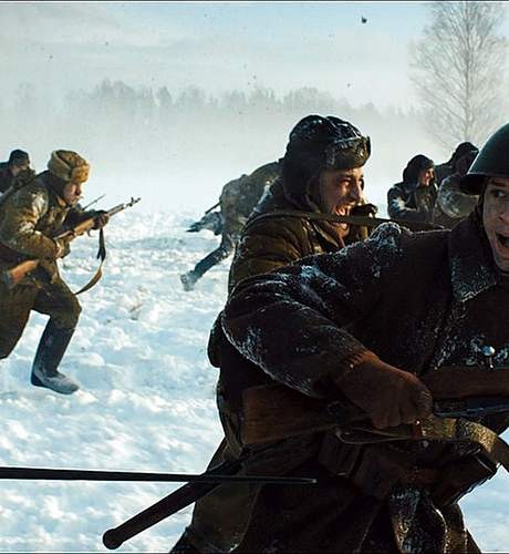 The Battle of Rzhev