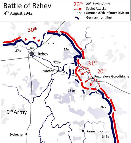 The Battle of Rzhev
