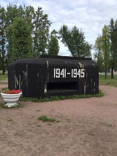 Leningrad Bunkers