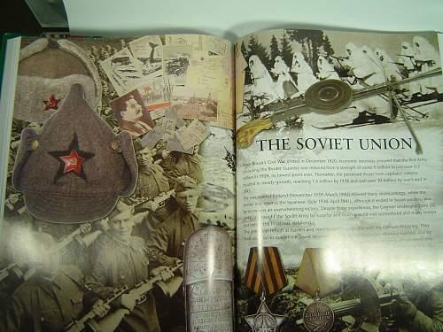"New book ""Fighting men of WW2"""
