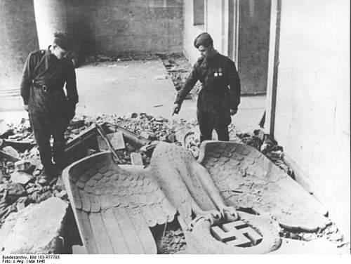 Reichskanzlei -reichsadler