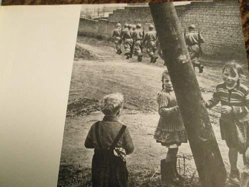 """German 1960 picture Book""""Stalingrad, Eine Chronik in Bilden"""""""