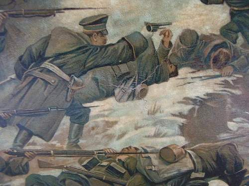 Russo-Japanese war 1905-1906 artwork
