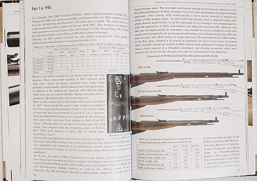 """New book """"M91/30 Rifles and M38/M44 Carbines in 1941-1945, Accessories and Devices"""""""