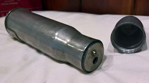 Kohima Imperial Milestone 57 Shell / cigarette lighter