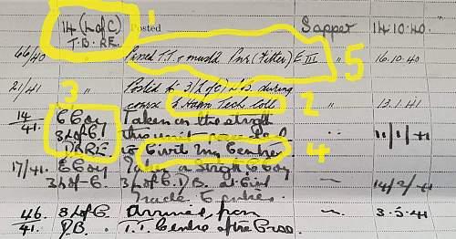 Service record help please Grandfather