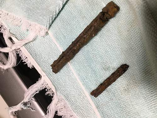 Help identifying these relics