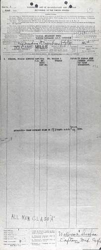 WWI soldier info help