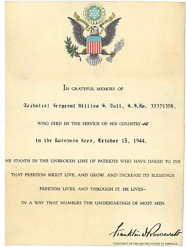 Click image for larger version.  Name:William Scott Tull - FDR Letter.JPG Views:1809 Size:117.2 KB ID:149982