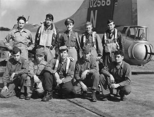 The Story of T/Sgt William Scott Tull - 8th Army Air Force