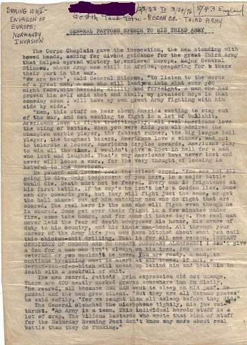 Could use some help with document information.