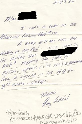 Click image for larger version.  Name:Patton letter.jpg Views:47 Size:62.4 KB ID:153007