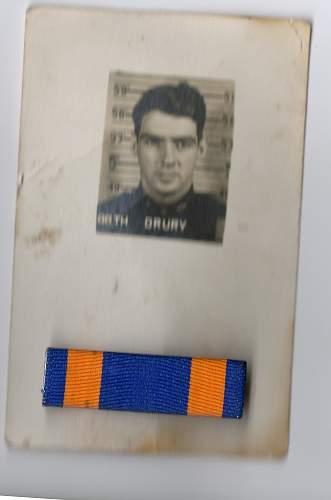 88th Squadron Mugshot/Air Medal?
