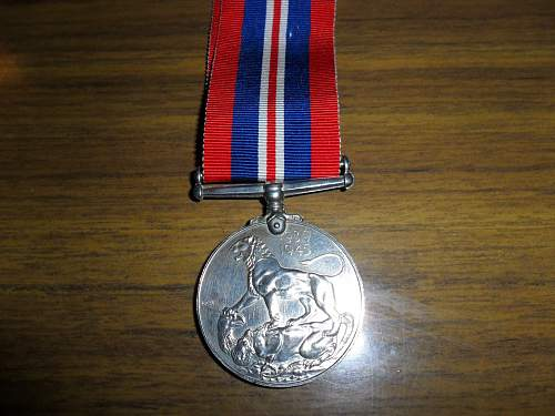 WWII Service Medal Requirements - HELP!!