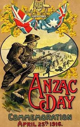 ANZAC Day 2012