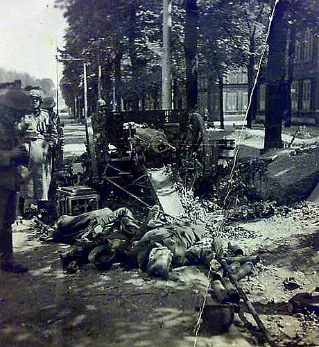 Casualities of war