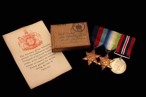 Help with Royal Navy medals research