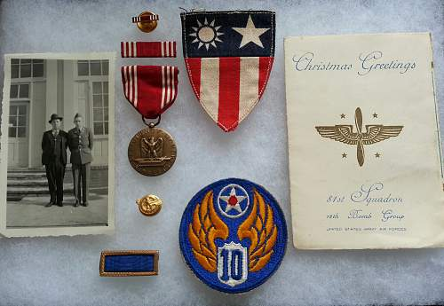 Only things i have left of my Grandfather , that wasn't lost in the flood of 1972 on the east coast..